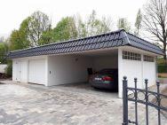Garagen-Carport Kombination Modell Rabenstein