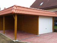 Garagen-Carport-Kombination Thüringen