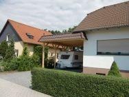 Sonderlösung Chemnitz nach Bauherrenwunsch für Wohnwagen